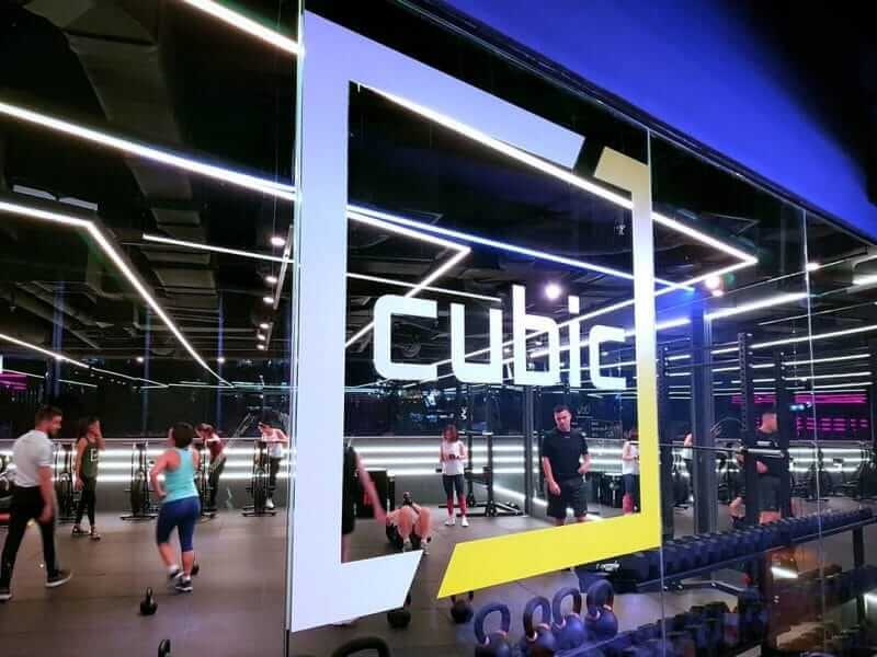 The Cubic Fitness