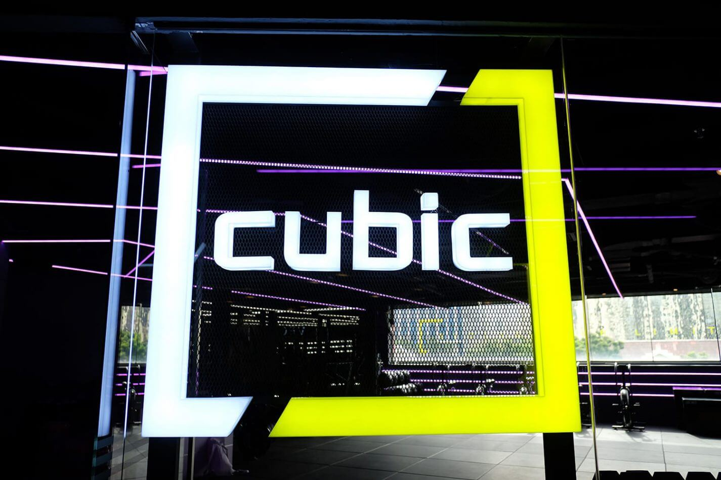 The Cubic Fitness Mercury Vill @ Chidlom
