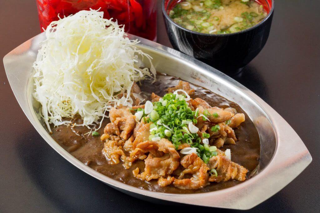 ข้าวแกงกะหรี่ Gold Curry Bangkok