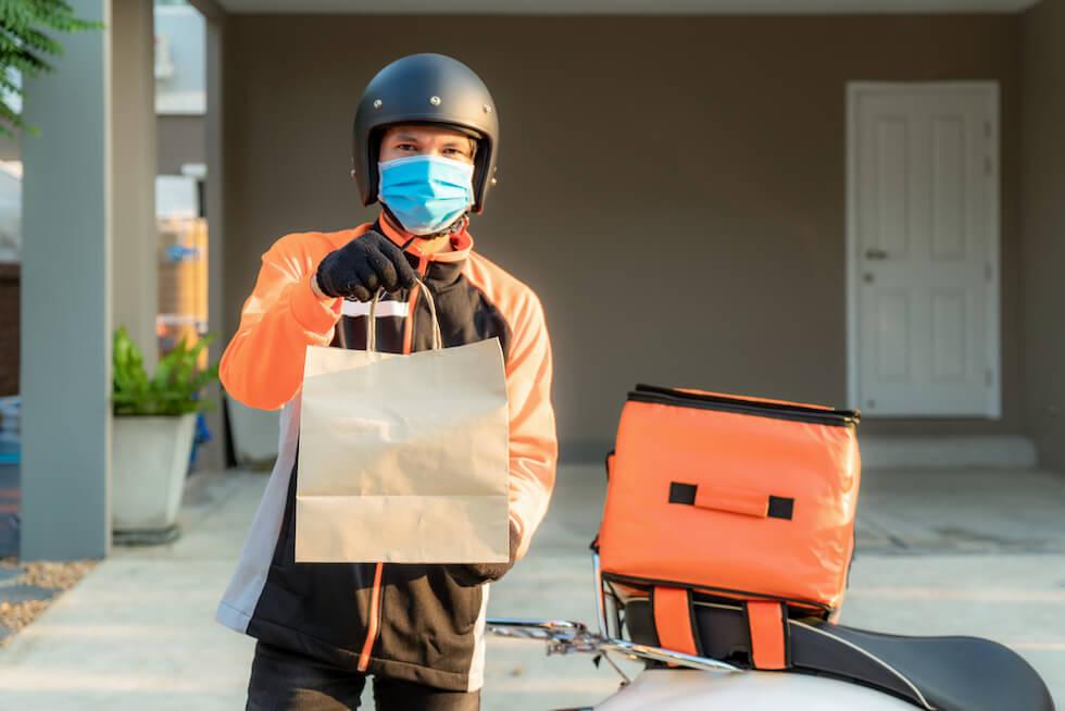 สั่งอาหาร Delivery The Mercury Ville