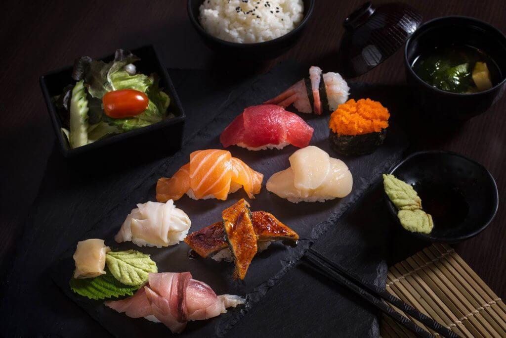 ร้านซูชิ Sushi OO ชิดลม