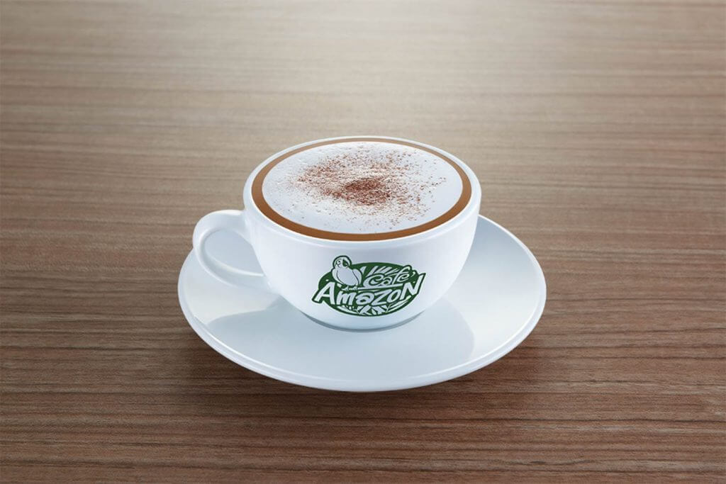 Cafe Amazon ชินลม